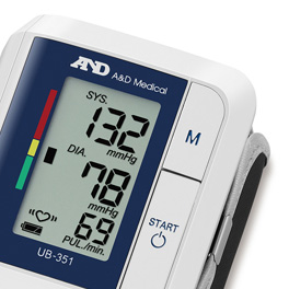 Wrist Blood Pressure Monitors